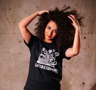 Camiseta Sereia - Ilha do Mel