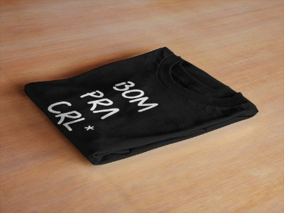 Bom pra CRL*| t-shirt ou babylook
