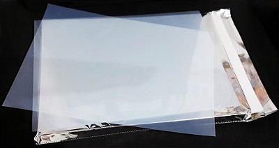 Transparência Tamanho A3 Inkjet - Filme Pet Para Fotolito Milky - Gênesis Global - Pacote Com 5 Unidades