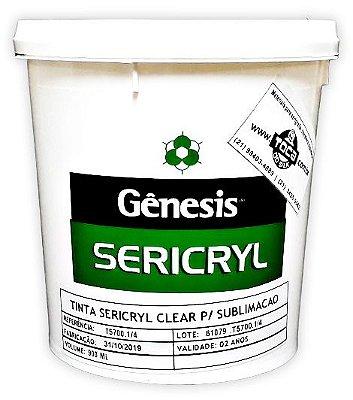 Clear Para Sublimação Gênesis