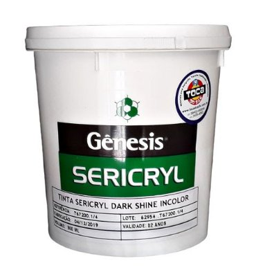 Tinta Sericryl Dark Shine Gênesis