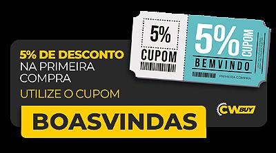 MINI 5% PRIMEIRA COMPRA