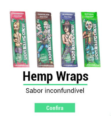 Hemp Wraps Sabor