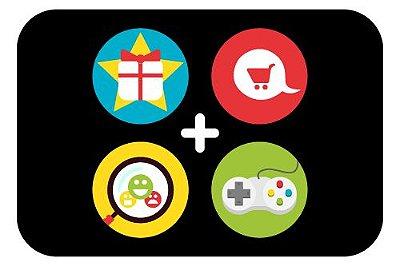 Fidelidade + Afiliados + NPS + Gamification