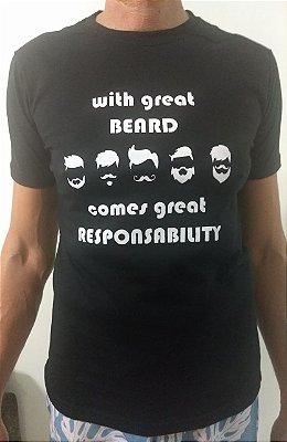 Camiseta Great Beard