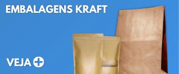 Embalagens Kraft