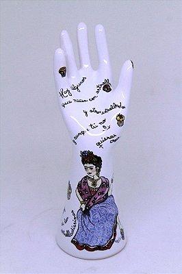 Porta-anéis Frida Caveiras - Linha Frida Kahlo