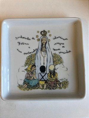 Prato Nossa Senhora de Fatima - Linha Santeiro