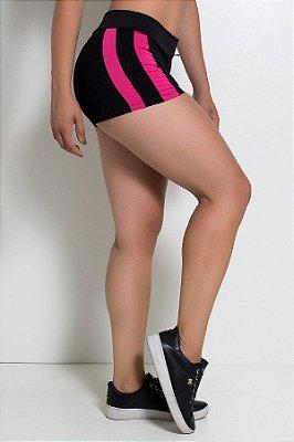 Short Duas Faixas Suplex Fitness