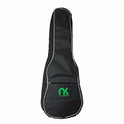Capa Bag Basic Preto Ukulele Bass NewKeepers