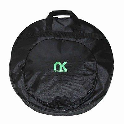 Capa Bag MaxiPro Preto Pratos NewKeepers