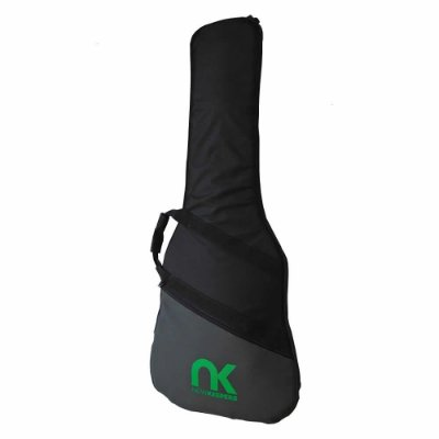 Capa Bag Guitarra Basic Nylon 600 Preto NewKeepers