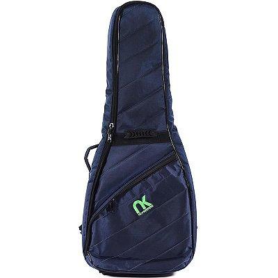 Capa Bag MaxiPro Azul Violão Clássico NewKeepers
