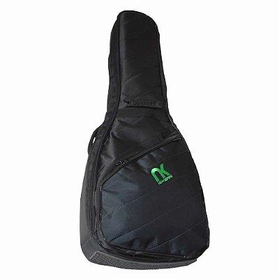 Capa Bag MaxiPro Preto Violão Folk NewKeepers