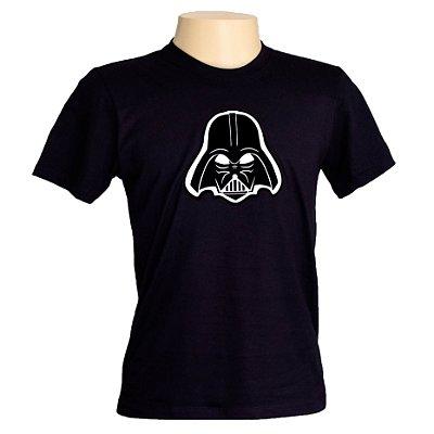 Camiseta em algodão Darth Veder