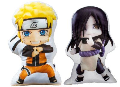 Almofada Infantil Tema Naruto