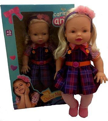 Boneca Grande Larissa Manoela Atriz E Cantora - Baby Brink - Top s ... cf28340807