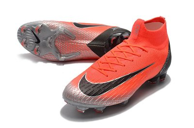 bacd9c8aca7c8 Nike Mercurial Superfly - branca laranja - superfut