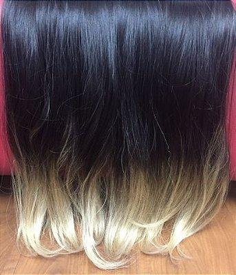 Cabelo natural cacheado – Nº – 3 – Castanho escuro – Ombre Hair