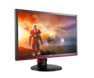 "MONITOR GAMER AOC HERO 24"" LED 1MS 144HZ FHD FREESYNC VGA/DVI/DP/HDMI, G2460PF"