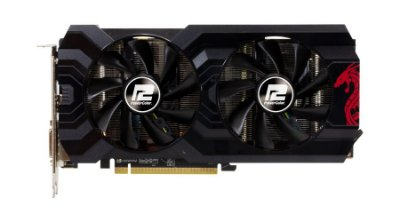 PLACA DE VIDEO POWERCOLOR RADEON RX 570 4GB GDDR5 RED DRAGON 256-BIT, AXRX 570 4GBD5-DHDV3/OC