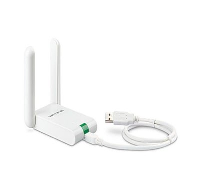 ADAPTADOR TP-LINK WIRELESS USB 300MBPS 2 ANTENAS, TL-WN822N