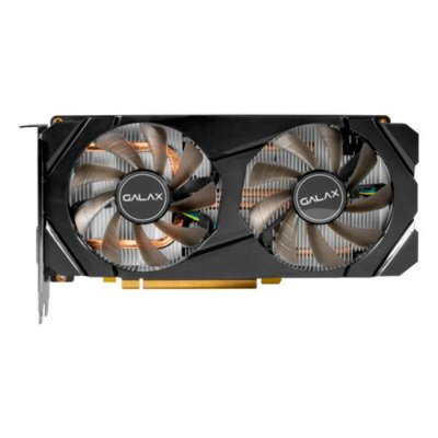 PLACA DE VIDEO GALAX GEFORCE RTX 2060 6GB GDDR6 1-CLICK OC 192-BIT, 26NRL7HPX7OC