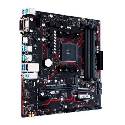 PLACA MAE ASUS PRIME B450M-GAMING/BR DDR4 SOCKET AM4 CHIPSET AMD B450