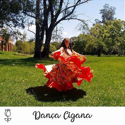 Aulas de Danças Ciganas