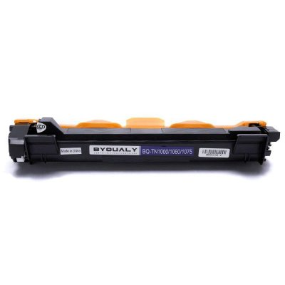 TONER COMPATÍVEL BROTHER TN1060 TN-1060 PRETO | DCP1602 DCP1512 DCP1617 HL1112 HL1202 HL1212 | 1.5K BYQUALY