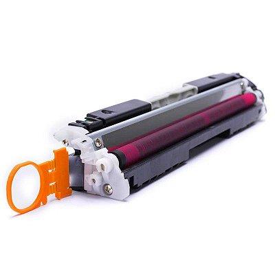 Toner Compatível Hp CE313A 313A 126A Magenta Vermelho | CP1020 CP1020wn CP1025 M175a | 1K Byqualy