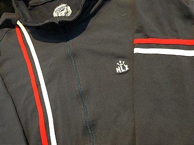 Jaqueta Segunda Pele (Azul Escuro/Vermelho e Branco) - HLX