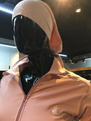 Jaqueta Segunda Pele (Rosé) - HLX