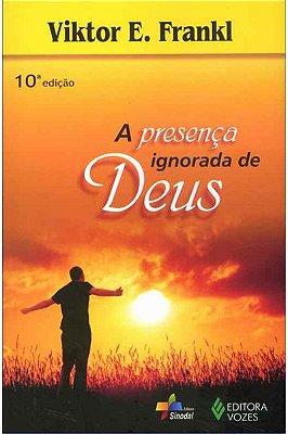 Livro A presença ignorada de Deus