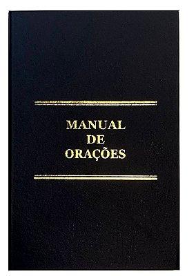 Manual de Orações Regnum Christi (capa dura)