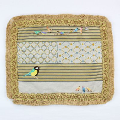 Bandeira Pássaro - coleção Imperatriz