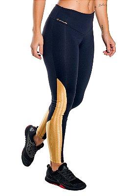 Legging power Gold