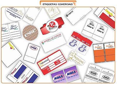 Etiquetas Comerciais