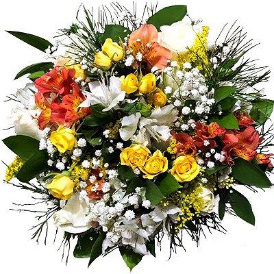 Buquê Mix de Flores Selecionadas