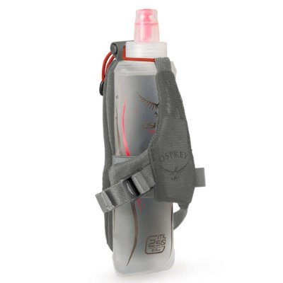Luva com Garrada de Hidratação Osprey Duro Handheld Prata