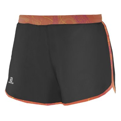 Short Feminino Salomon Race Graphic
