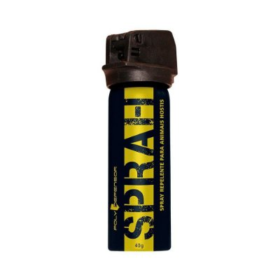 Spray Repelente de Animais Sprah 40g Poly Defensor