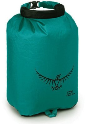 Saco Estanque Osprey Lightweight Dry Sack 12 Litros Azul