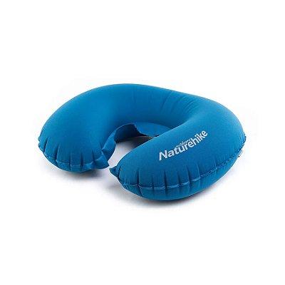Travesseiro de Pescoco Inflavel Travel
