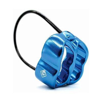 Freio ATC Singing Rock Belly Tube Azul Escalada