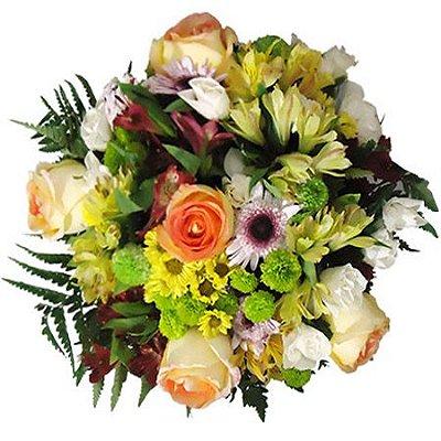 Buquê de Flores Mistas (Médio)
