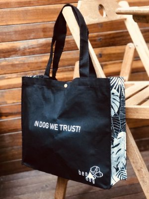 EcoBag - IN DOG WE TRUST
