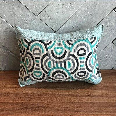 Mini Travesseiro Mix Verde