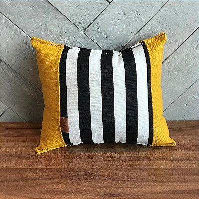 Mini Travesseiro Mostarda