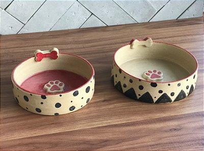 Conjunto Potes Ceramica Vibration (Tam M)